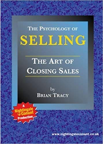The Psychology of Selling (abridged)