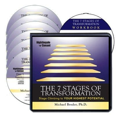 The Seven Stages of Transformation: Stage Climbing to Your Highest Potential