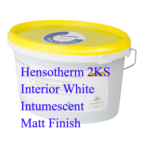 HENSOTHERM® 2 KS Interior White Matt