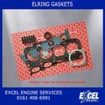 Timing Cover Gasket OPEL 809.400