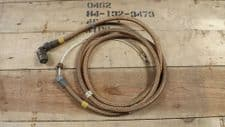 3 pin.Armoured power cable.