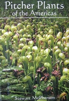 B16 Pitcher plants of the Americas By Stewart McPherson ( Hard cover )