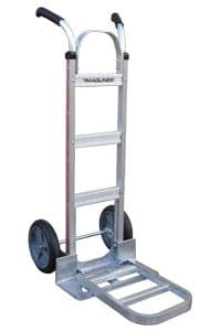 Magliner Hand Truck with Folding Toe<br />Model: 116-UM-1030-F2