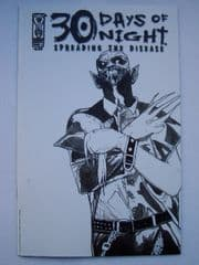 30 Days of Night Spreading The Disease #1 Retail Incentive Variant