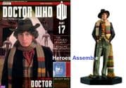 Doctor Who Figurine Collection #017 Fourth Doctor Tom Baker Eaglemoss