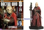 Doctor Who Figurine Collection #020 Sycorax Leader Eaglemoss