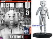 Doctor Who Figurine Collection #021 The Invasion Cyberman Eaglemoss