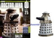 Doctor Who Figurine Collection #025 Special Weapons Dalek Eaglemoss