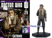 Doctor Who Figurine Collection #029 Cat Kind Eaglemoss