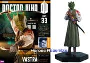 Doctor Who Figurine Collection #033 Madame Vastra Eaglemoss