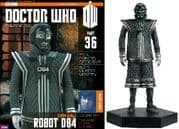 Doctor Who Figurine Collection #036 Robot D84 Eaglemoss