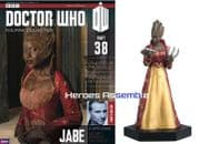 Doctor Who Figurine Collection #038 Jabe Eaglemoss