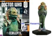Doctor Who Figurine Collection #042 Terileptil Eaglemoss
