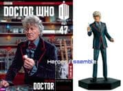 Doctor Who Figurine Collection #047 Third Doctor Jon Pertwee Eaglemoss