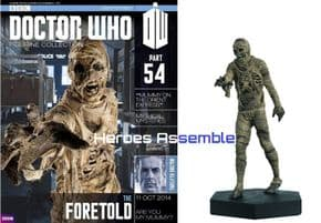 Doctor Who Figurine Collection #054 Foretold Eaglemoss