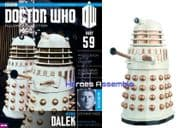 Doctor Who Figurine Collection #059 Necros Dalek Eaglemoss