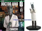 Doctor Who Figurine Collection #061 Chantho Eaglemoss