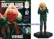 Doctor Who Figurine Collection #082 Vervoid Eaglemoss