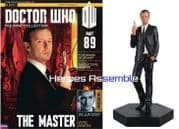 Doctor Who Figurine Collection #089 The Master Eaglemoss