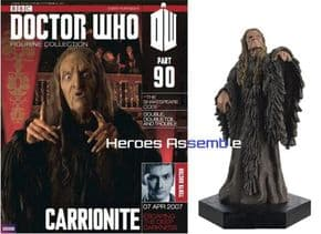 Doctor Who Figurine Collection #090 Carrionite Eaglemoss
