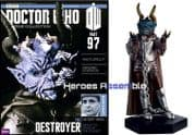Doctor Who Figurine Collection #097 The Destroyer Eaglemoss