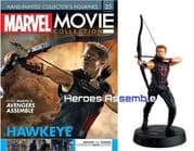 Marvel Movie Collection #025 Hawkeye Figurine Eaglemoss Publications