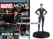 Marvel Movie Collection #026 Maria Hill Figurine Eaglemoss Publications
