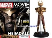 Marvel Movie Collection #027 Heimdall Figurine Eaglemoss Publications