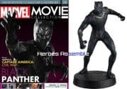 Marvel Movie Collection #028 Black Panther Figurine Eaglemoss Publications