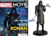 Marvel Movie Collection #030 Ronan The Accuser Figurine Eaglemoss Publications