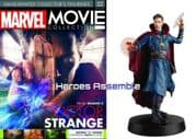 Marvel Movie Collection #032 Doctor Strange Figurine Eaglemoss Publications