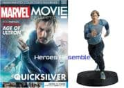 Marvel Movie Collection #035 Quicksilver Figurine Eaglemoss Publications