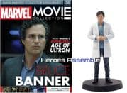 Marvel Movie Collection #036 Bruce Banner Figurine Eaglemoss Publications