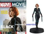 Marvel Movie Collection #037 Black Widow Figurine Eaglemoss Publications