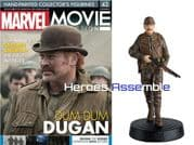Marvel Movie Collection #043 Dum Dum Dugan Figurine Eaglemoss Publications