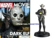 Marvel Movie Collection #050 Dark Elf Figurine Eaglemoss Publications