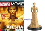 Marvel Movie Collection #051 Ayesha Figurine Eaglemoss Publications
