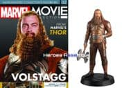 Marvel Movie Collection #052 Volstagg Figurine Eaglemoss Publications