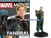 Marvel Movie Collection #053 Fandral Figurine Eaglemoss Publications