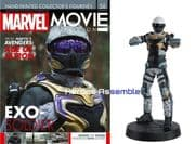 Marvel Movie Collection #056 Exo Soldier Figurine Eaglemoss Publications