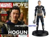 Marvel Movie Collection #058 Hogun Figurine Eaglemoss Publications