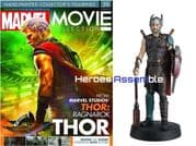 Marvel Movie Collection #059 Thor Ragnarok Figurine Eaglemoss Publications