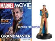 Marvel Movie Collection #061 Grandmaster Figurine Eaglemoss Publications