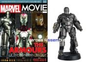 Marvel Movie Collection #066 Iron Man MK 1 Figurine Eaglemoss Publications