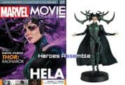 Marvel Movie Collection #069 Hela Figurine Eaglemoss Publications