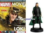 Marvel Movie Collection #070 Loki Figurine Eaglemoss Publications
