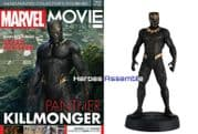 Marvel Movie Collection #072 Killmonger Figurine Eaglemoss Publications