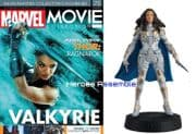 Marvel Movie Collection #075 Valkyrie Figurine Eaglemoss Publications