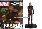 Marvel Movie Collection #081 Kraglin Figurine Eaglemoss Publications