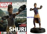 Marvel Movie Collection #083 Shuri Figurine Eaglemoss Publications